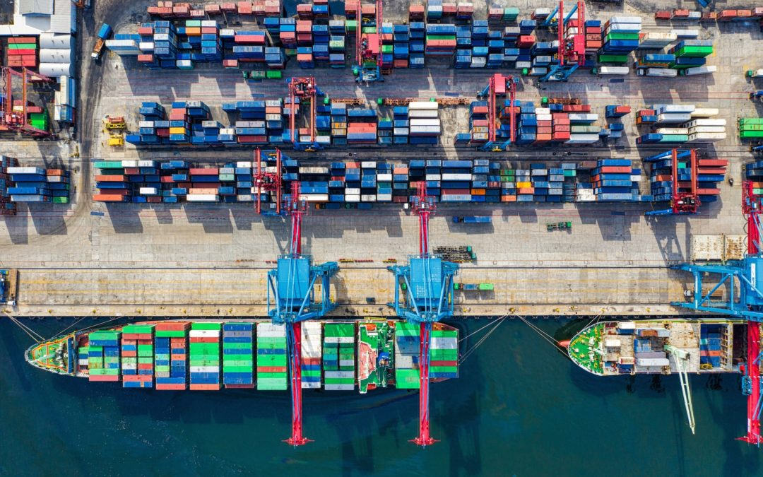 Air and sea freight rates and capacity